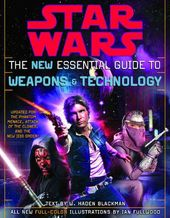 Star Wars - New Essential Guide To Weapons And