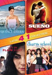 4-In-1 Latin Collection (Quinceanera / Sueno /