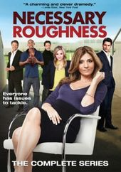 Necessary Roughness - Complete Series (6-DVD)