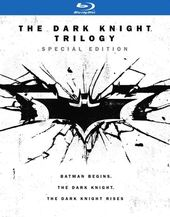 The Dark Knight Trilogy (Blu-ray)