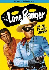 The Lone Ranger: 20 Episodes (2-DVD)