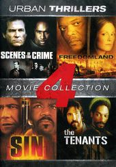 Urban Thrillers (Scenes of the Crime /