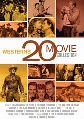 Westerns 20 Movie Collection (6-DVD)