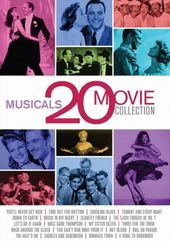 Musicals 20 Movie Collection (6-DVD)