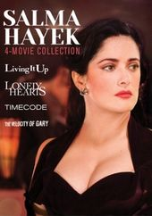 Salma Hayek 4-Movie Collection (Living It Up /