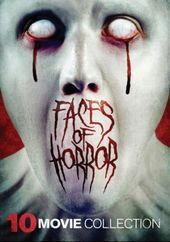 Faces of Horror - 10 Movie Collection (3-DVD)