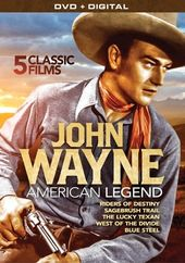 John Wayne: American Legend (Riders of Destiny /