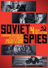 Soviet Spies (The Russian Specialist / Little