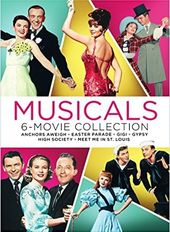 Musicals 6-Movie Collection (Anchors Aweigh /