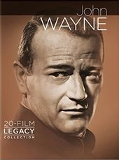 John Wayne Legacy Collection (20-DVD)
