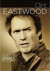Clint Eastwood Legacy Collection (20-DVD)