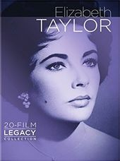 Elizabeth Taylor Legacy Collection (20-DVD)