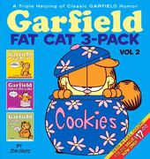 Garfield Fat Cat 3- Pack