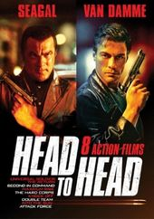 Head to Head: 8 Action Films (2-DVD)