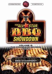 The All Star BBQ Showdown - Season 2 (2-DVD)