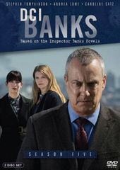 DCI Banks - Season 5 (2-DVD)