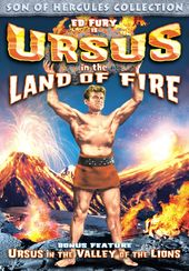 Ursus In The Land of Fire (1963) / Ursus In The