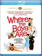 Where the Boys Are (Blu-ray)