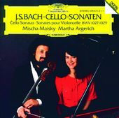 Bach: Sonatas for Cello & Piano