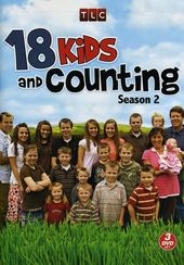 18 Kids & Counting - Season 2 (3-DVD)