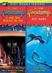Goosebumps - It Came Deep from Beneath the Sink /