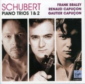 Schubert: Piano Trios 1&2