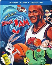 Space Jam [Steelbook] (Blu-ray + DVD)