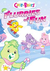 Care Bears - Flurries of Fun (3-DVD, Widdescreen)