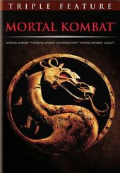 Mortal Kombat Franchise Collection (3-DVD)