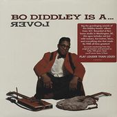 Bo Diddley Is A Lover (180GV)