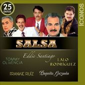 Iconos Exitos Salsa (2-CD)