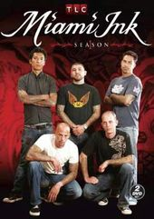 Miami Ink - Season 1 (2-DVD)