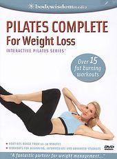 Pilates Complete for Weight Loss
