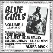 Blue Girls, Volume 1: 1924-1930