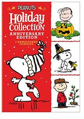 Peanuts Holiday Collection (3-DVD)