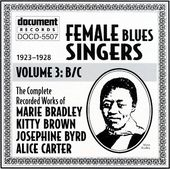 Female Blues Singers, Volume 3: 1923-1928