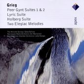 Peer Gynt Suites 1 & 2 / Lyric Suite / Holberg