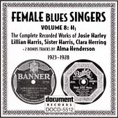 Female Blues Singers, Volume 8: 1923-1928