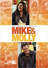 Mike & Molly - Complete Series (18-DVD)