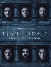 Game of Thrones - Complete 6th Season (5-DVD)