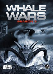 Whale Wars - Season 3 (3-DVD)