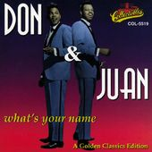 What's Your Name - A Golden Classics Edition