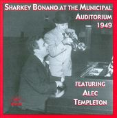 Sharkey Bonano at the Municipal Auditorium 1949