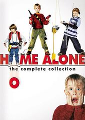 Home Alone - Complete Collection (Widescreen)