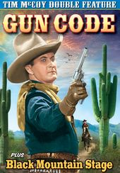 Tim McCoy Double Feature: Gun Code (1939) / Black