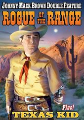 Johnny Mack Brown Double Feature: Rogue of The