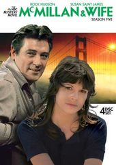 McMillan & Wife - Season 5 (4-DVD)