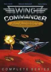 Wing Commander Academy - Complete Series (2-DVD)