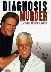 Diagnosis Murder - Movie Collection (3-DVD)