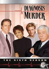 Diagnosis Murder - Season 6 (6-DVD)